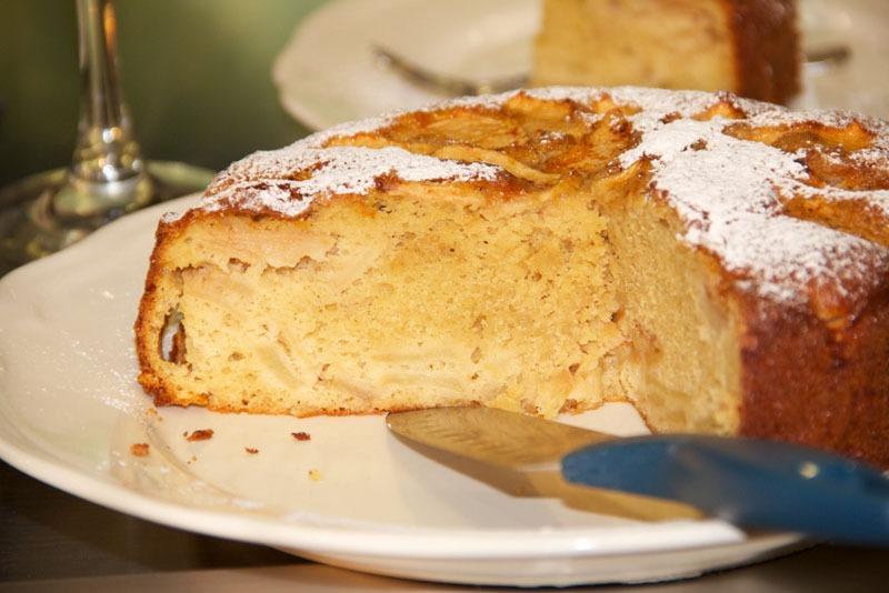 La Torta di Mele Light e Senza Pensieri e le Varianti Senza Glutine e Nichel (Apple Pie Americana)