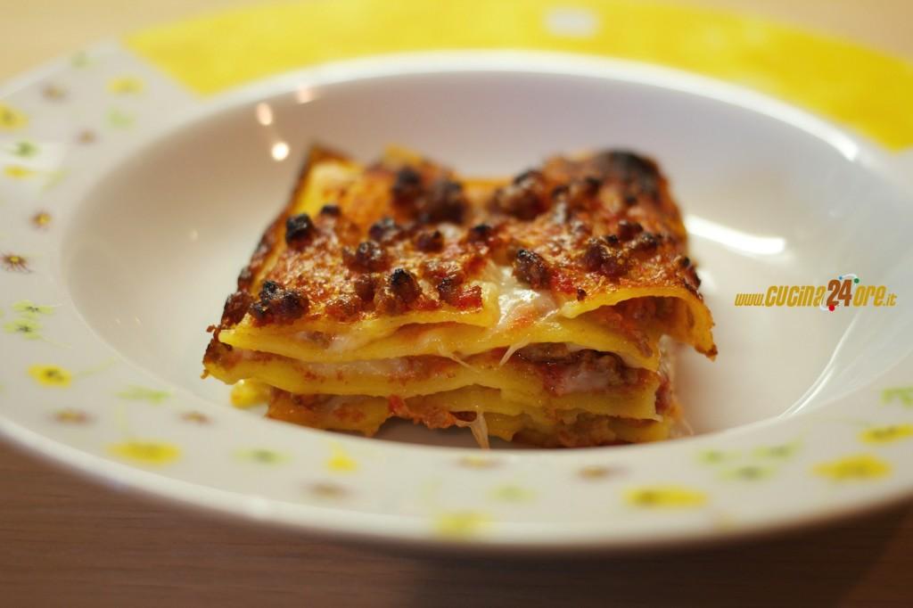Lasagna Senza Glutine Con Sfoglia Pronta