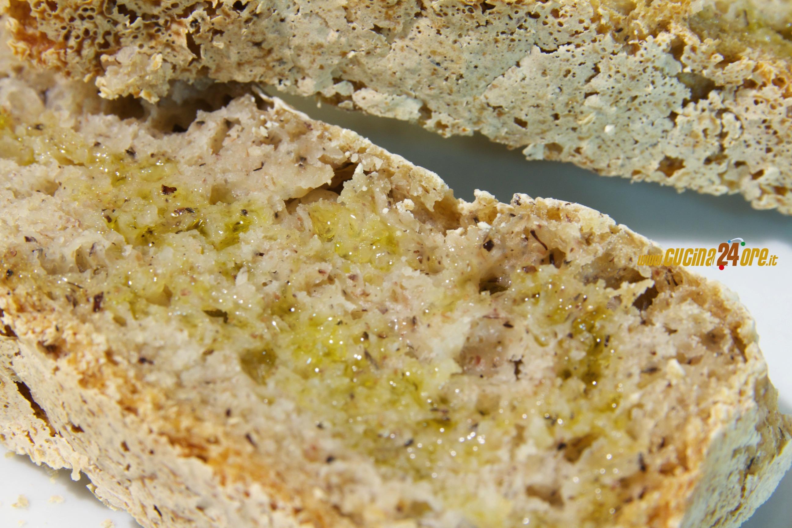 Colesterolo e Diabete KO con il Pane al Grano Saraceno Senza Glutine
