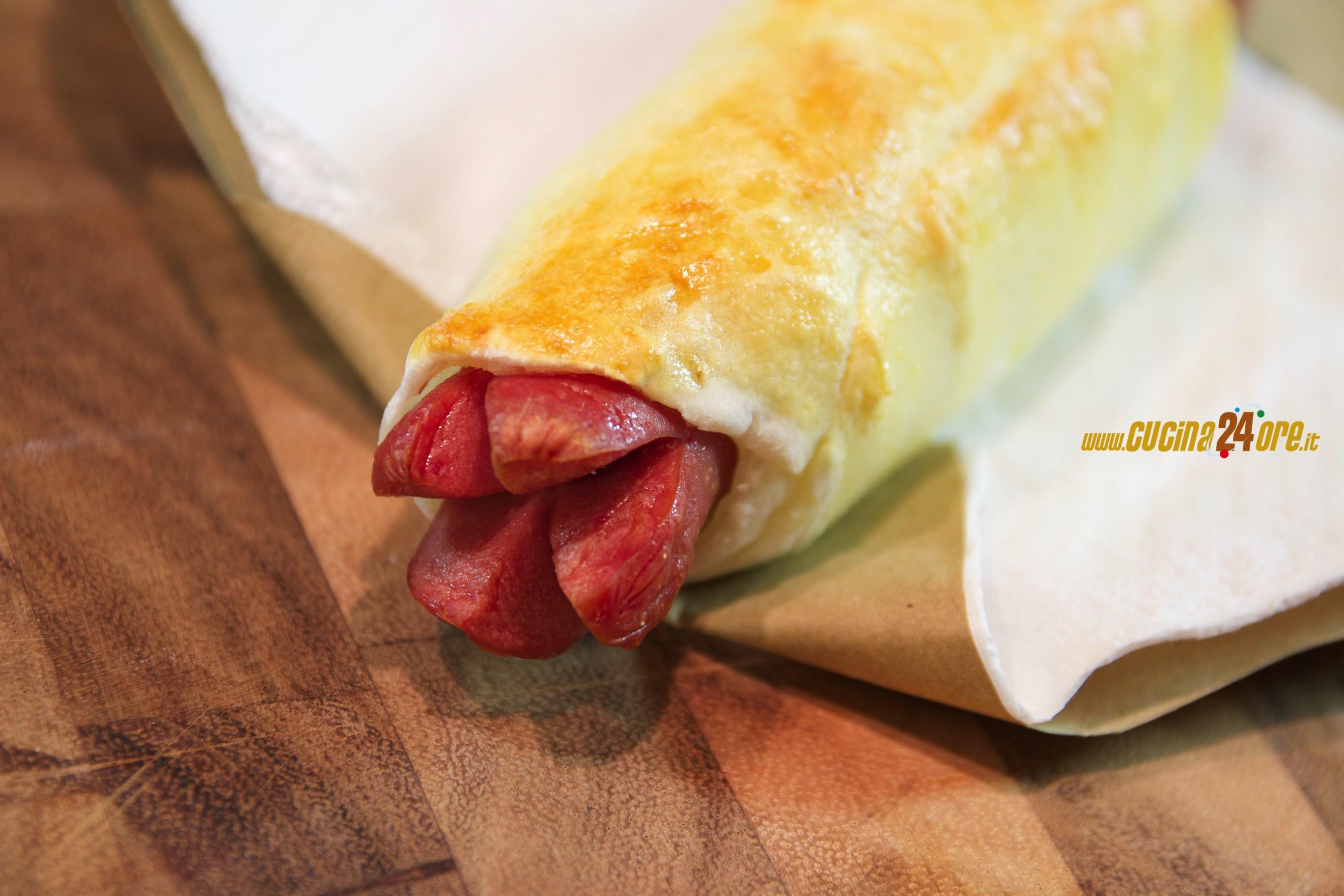 Hot Dog in crosta di pane senza glutine. Ma perchè si chiama così? – FOTO e VIDEO