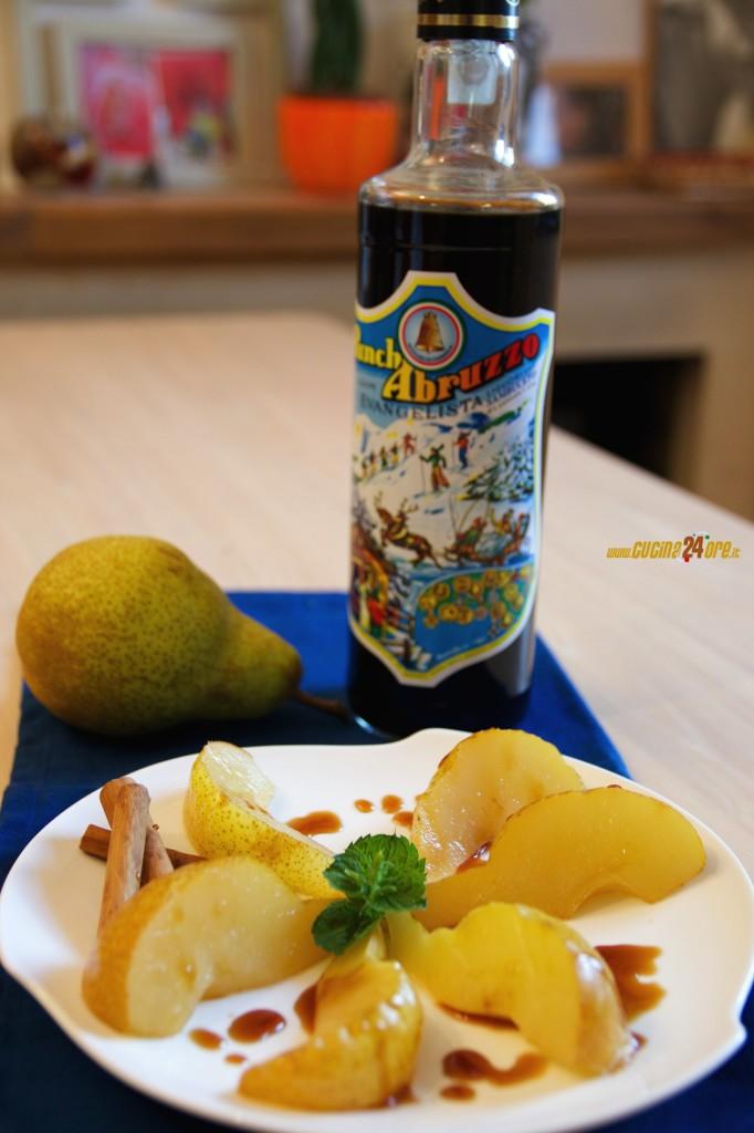 Pere Caramellate Alla Cannella con Punch – Dessert Facilissimo in 2 Mosse