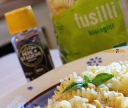 Vegetariano, Veloce e Gustoso. Fusilli al Gorgonzola con Pepe 4 Stagioni – FOTO e VIDEO