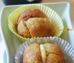 Peschette di Amaretti Bagnati Con Punch – Dessert Senza Glutine