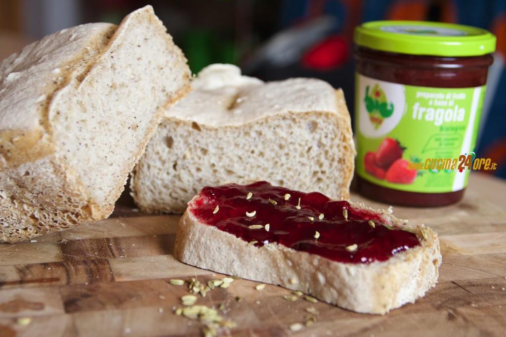 Pane Ai Semi Di Finocchio Con Grano Saraceno – Merenda Sana E Gustosa Senza Glutine