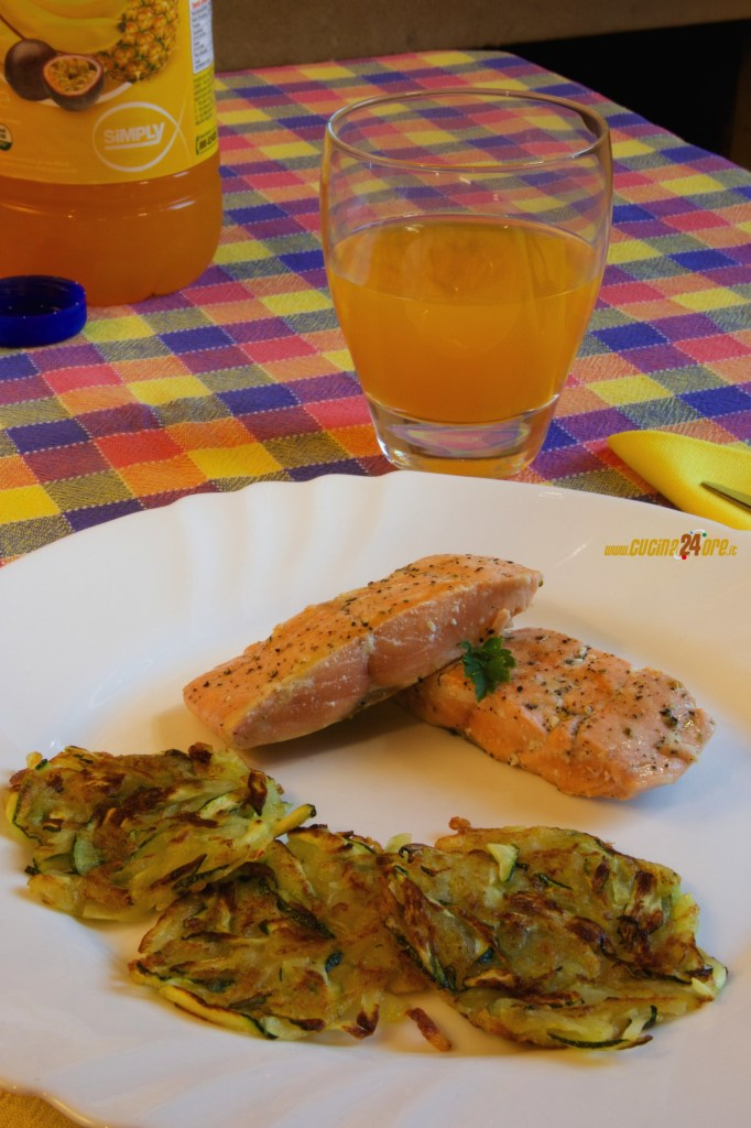 Rosti di Patate e Zucchine – Contorno Senza Glutine