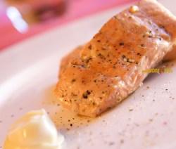 Salmone al Pepe 4 Stagioni e Maionese Fresca – Secondo di Pesce Velocissimo