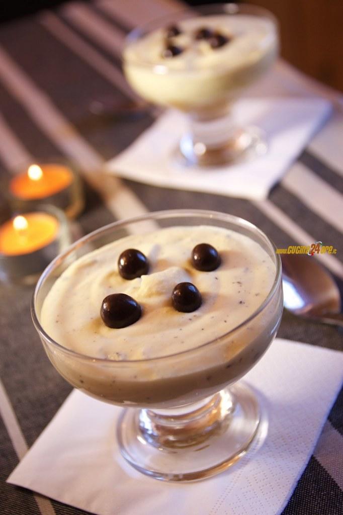 Coppette alla Crema di Mascarpone e Caffè al Cioccolato – Dessert Veloce e Raffinato