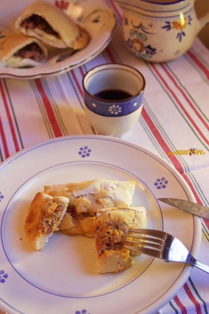Mezzelune con Tonno e Peperoni Anche Senza Glutine