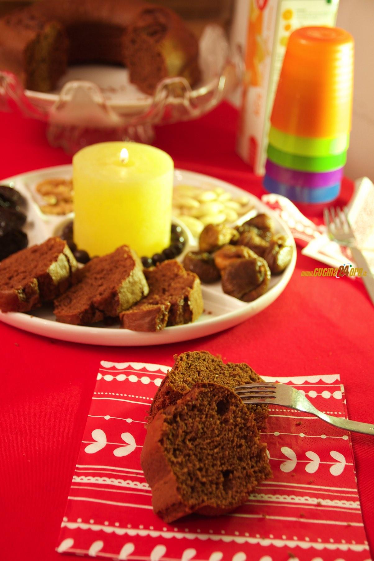 Ciambellone Soffice alla Nutella Senza Glutine e Burro | Nutella Bundt Cake Gluten and Butter Free