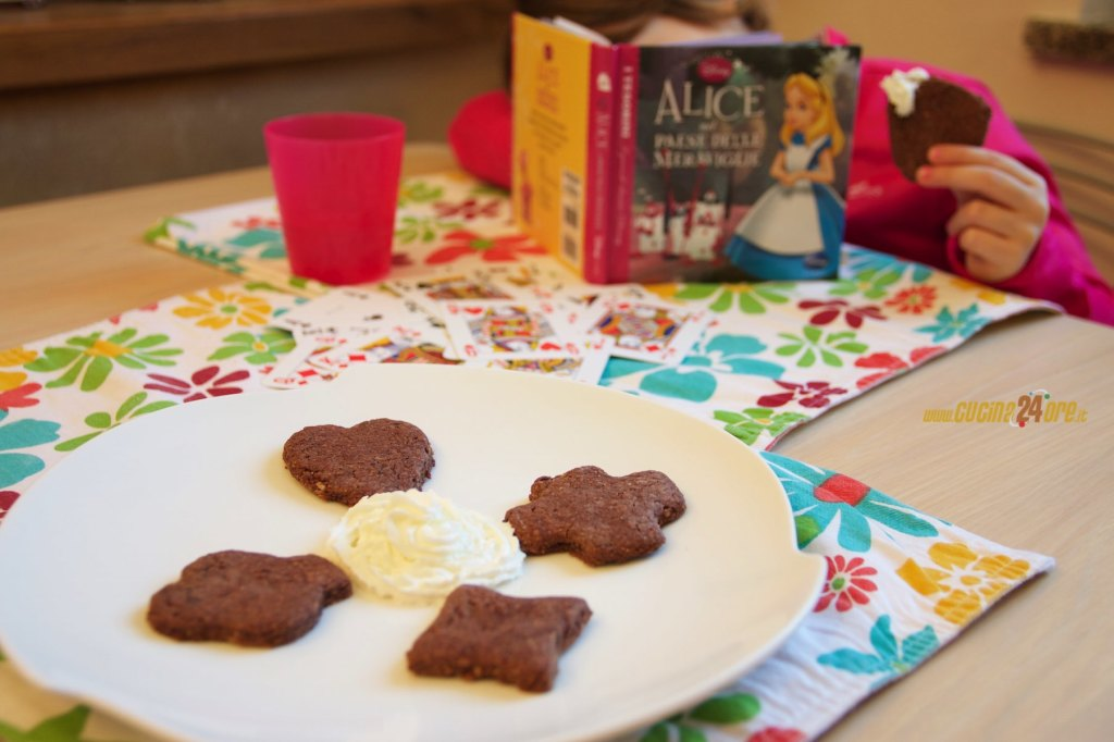 Biscotti alla Crema di Nocciole Per la Festa del Papà