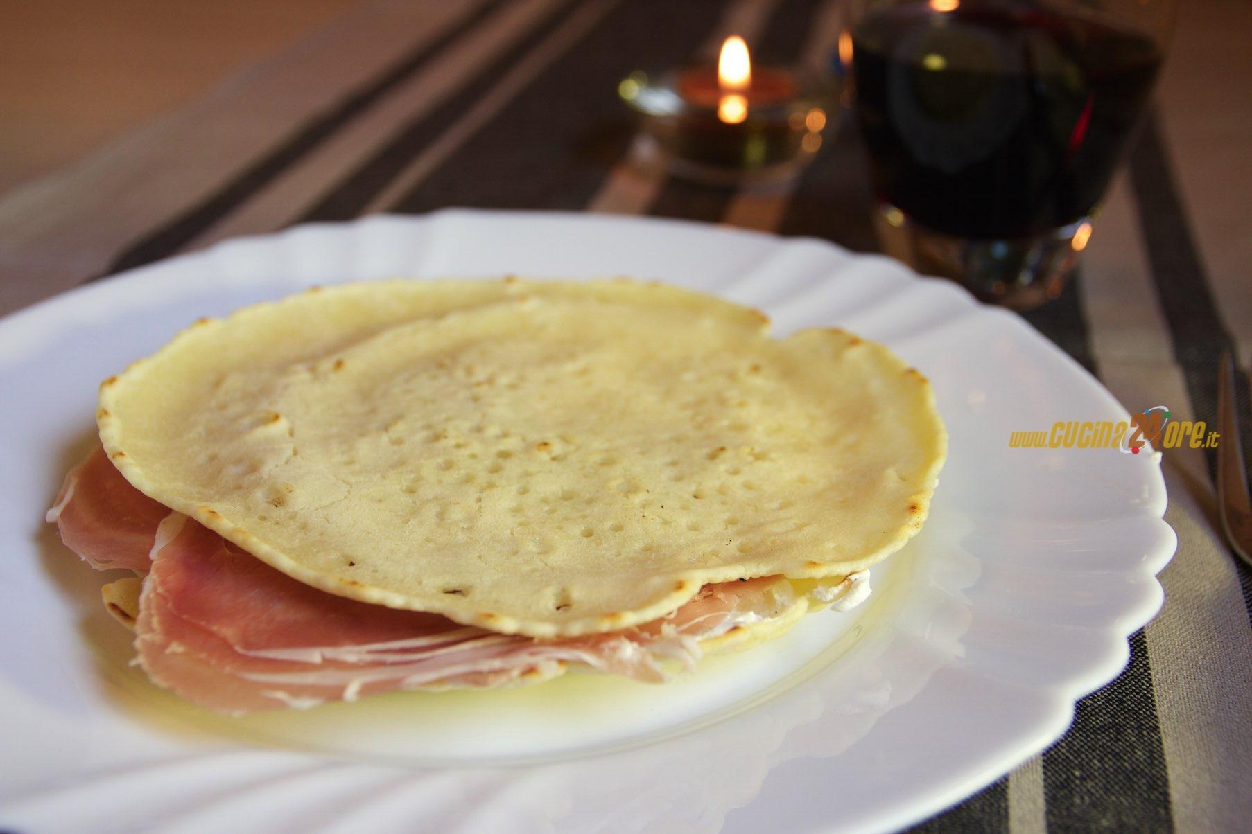 Piadina Con Farina Di Riso Senza Glutine E Nichel #946B37 1806 1204 Cucina Mediterranea Senza Glutine