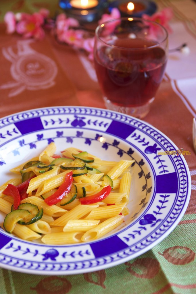 Pennette Bicolore Light Vegetariane