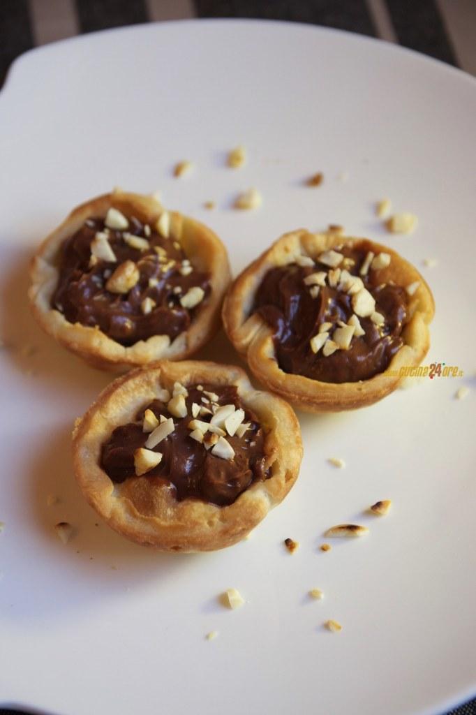 Cestini Alla Crema Di Cacao Anche Senza Glutine