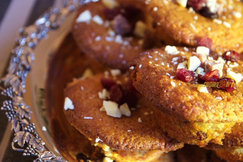 Muffin ai Frutti Rossi – Anche Senza Glutine