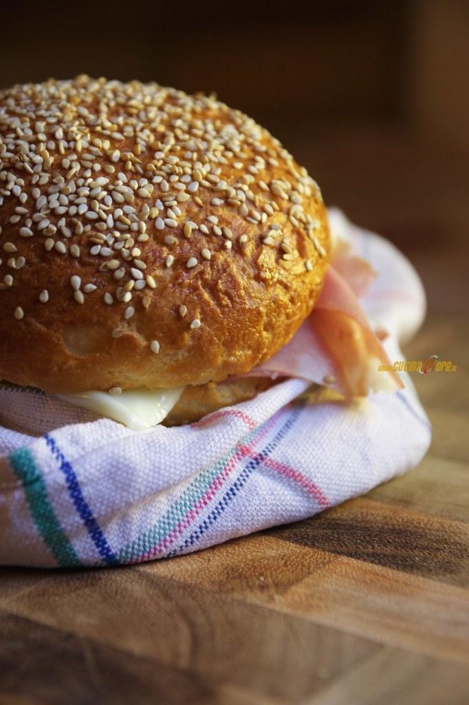 Panini al Latte Senza Glutine come Quelli del McDonald's!