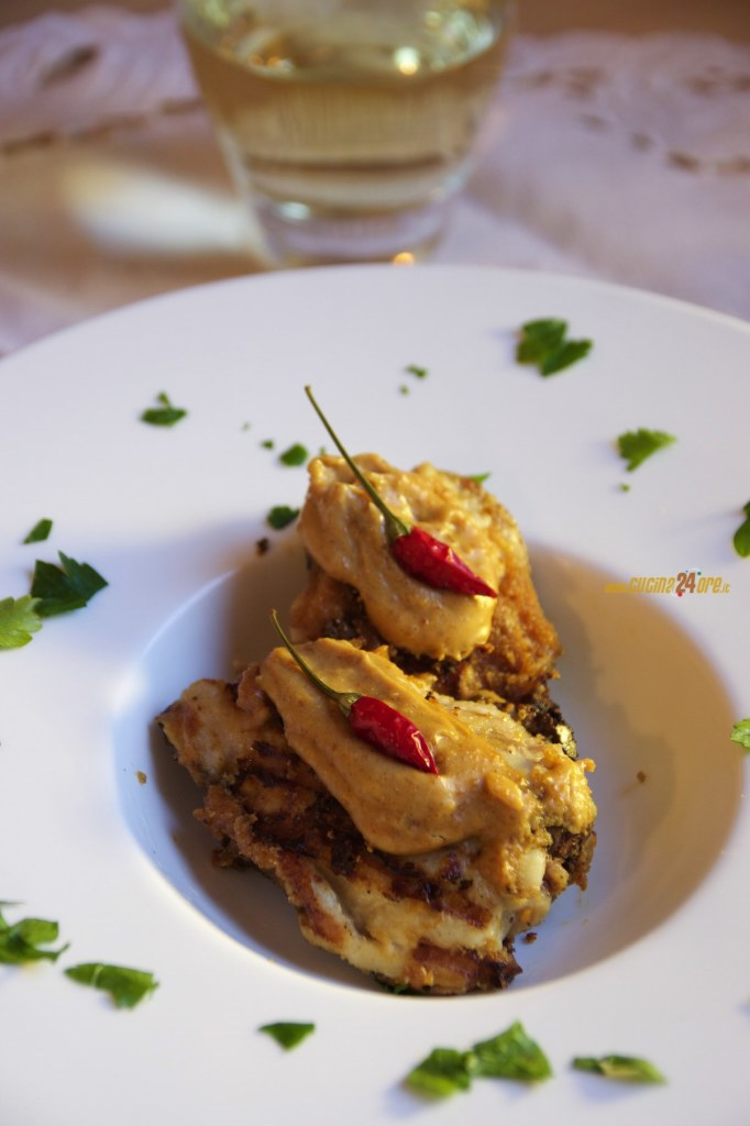Bocconcini di Pollo al Burro di Arachidi – Secondo Sfizioso Senza Glutine