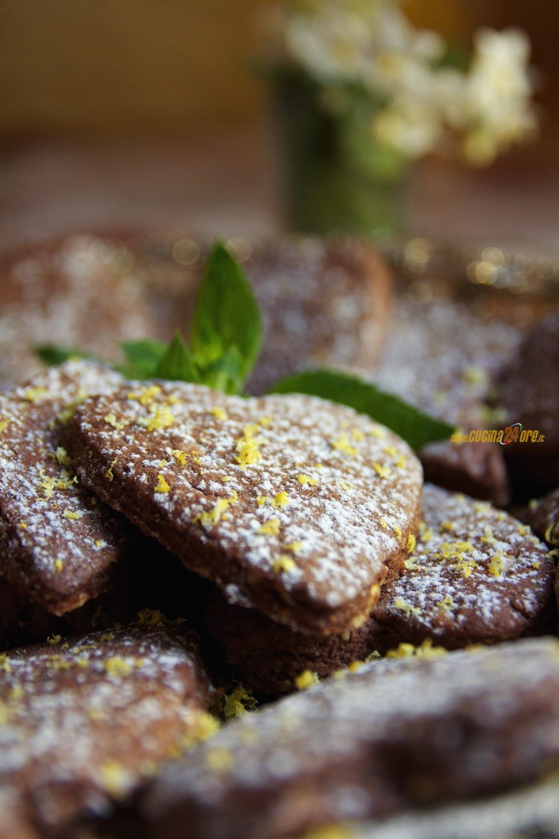 Biscotti Al Cacao e Noci – Colazione Sana Dei Nostri Bimbi