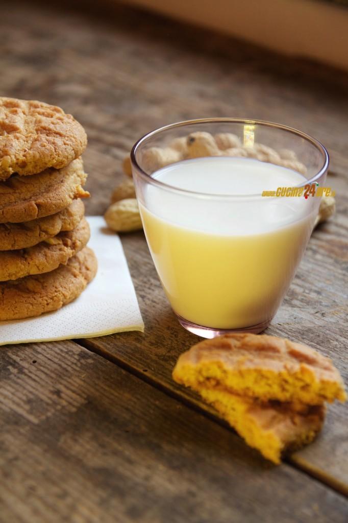 Biscotti Alle Arachidi Anche Senza Glutine – Il Profumo Delle Feste Di Paese!