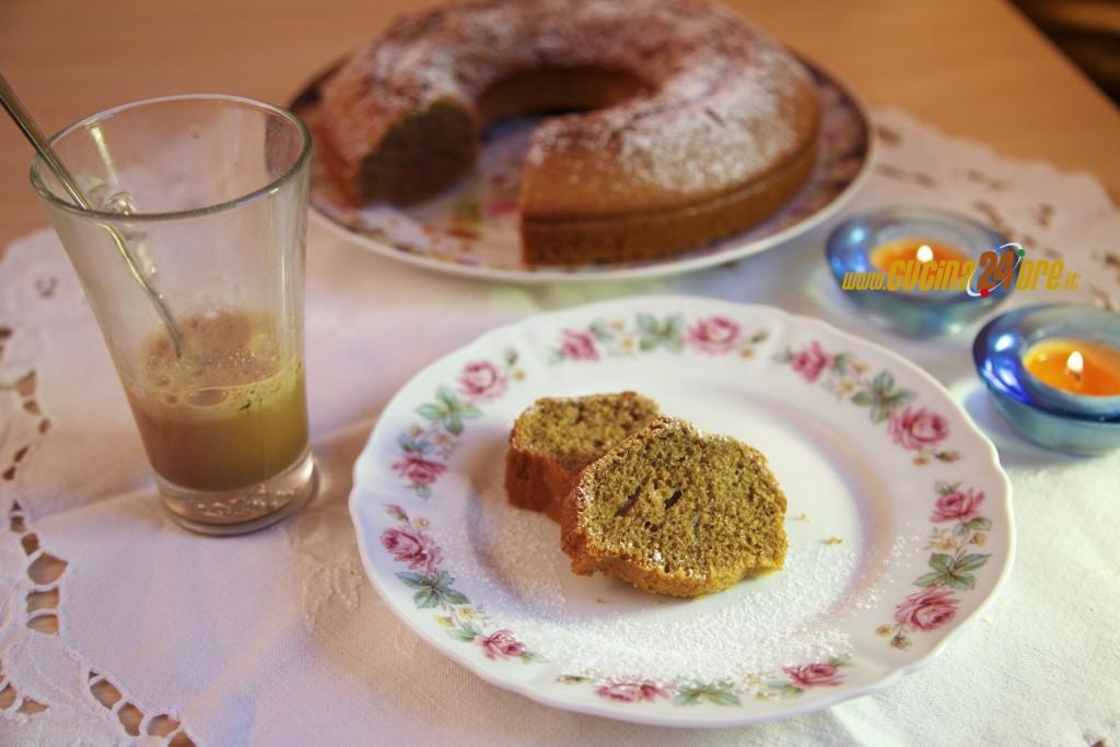 Ciambellone Al Caffè Profumato Alla Cannella – Anche Senza Glutine