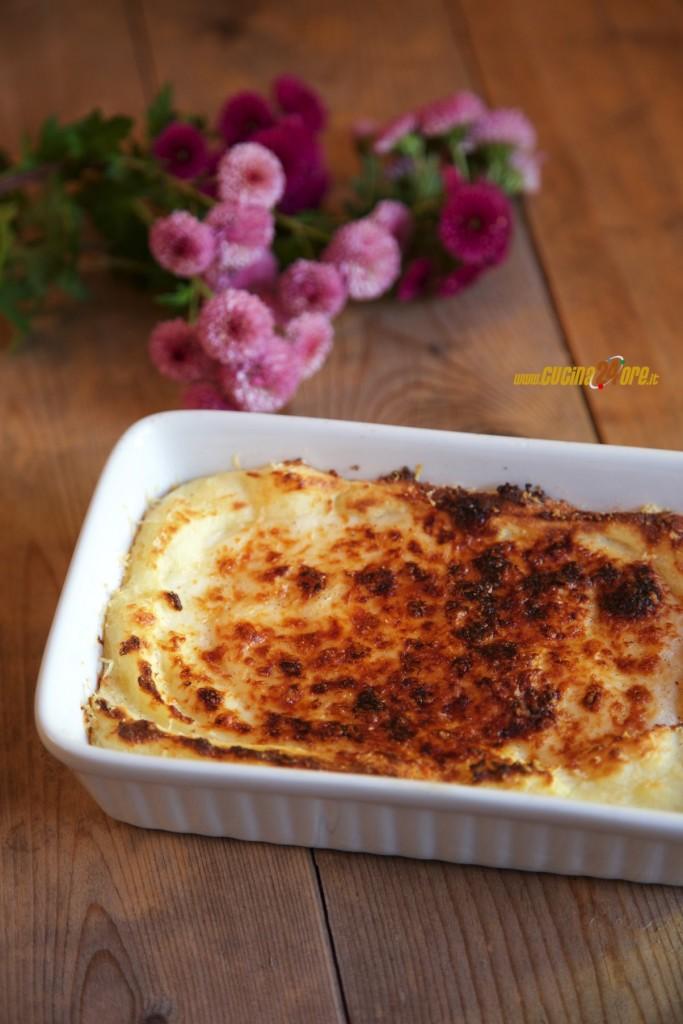 Purè di Patate Gratinato – Contorno Ricco E Saporito