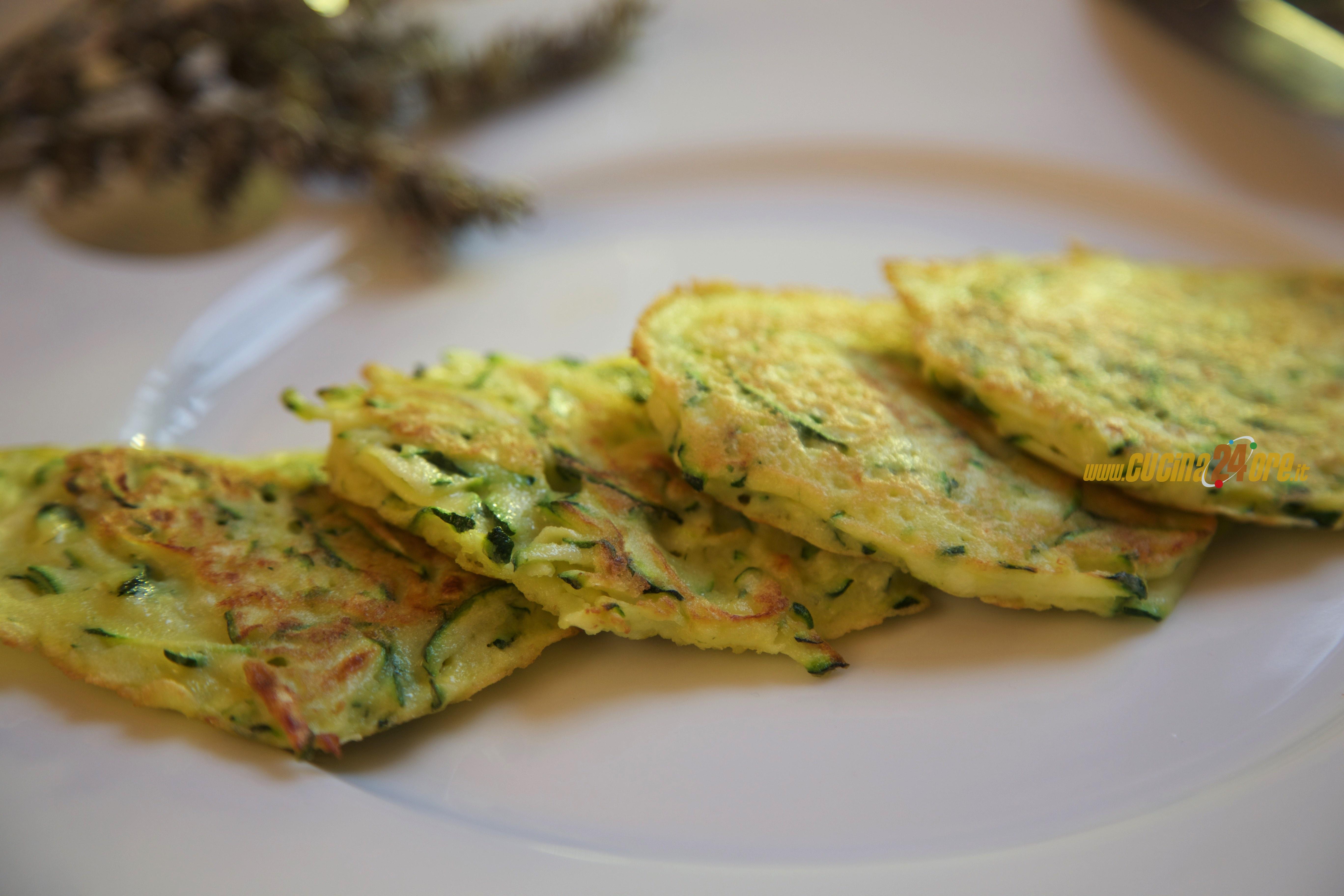 Frittelle di Zucchine Con Farina di Riso – Piatto Leggero Senza Glutine e Nichel
