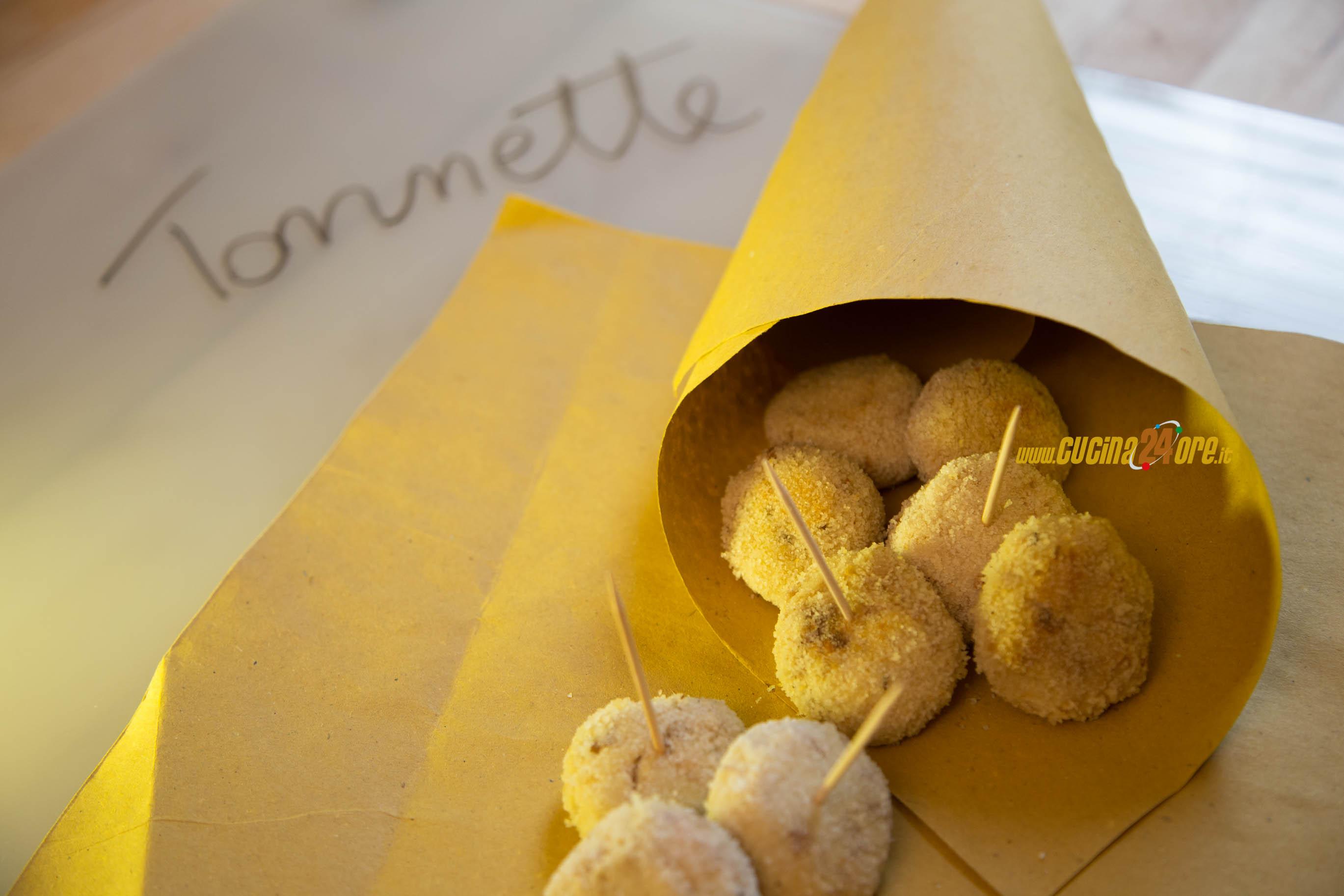 Le Tonnette, le Gustosissime Polpettine di Tonno con il Finto Fritto… al Forno!
