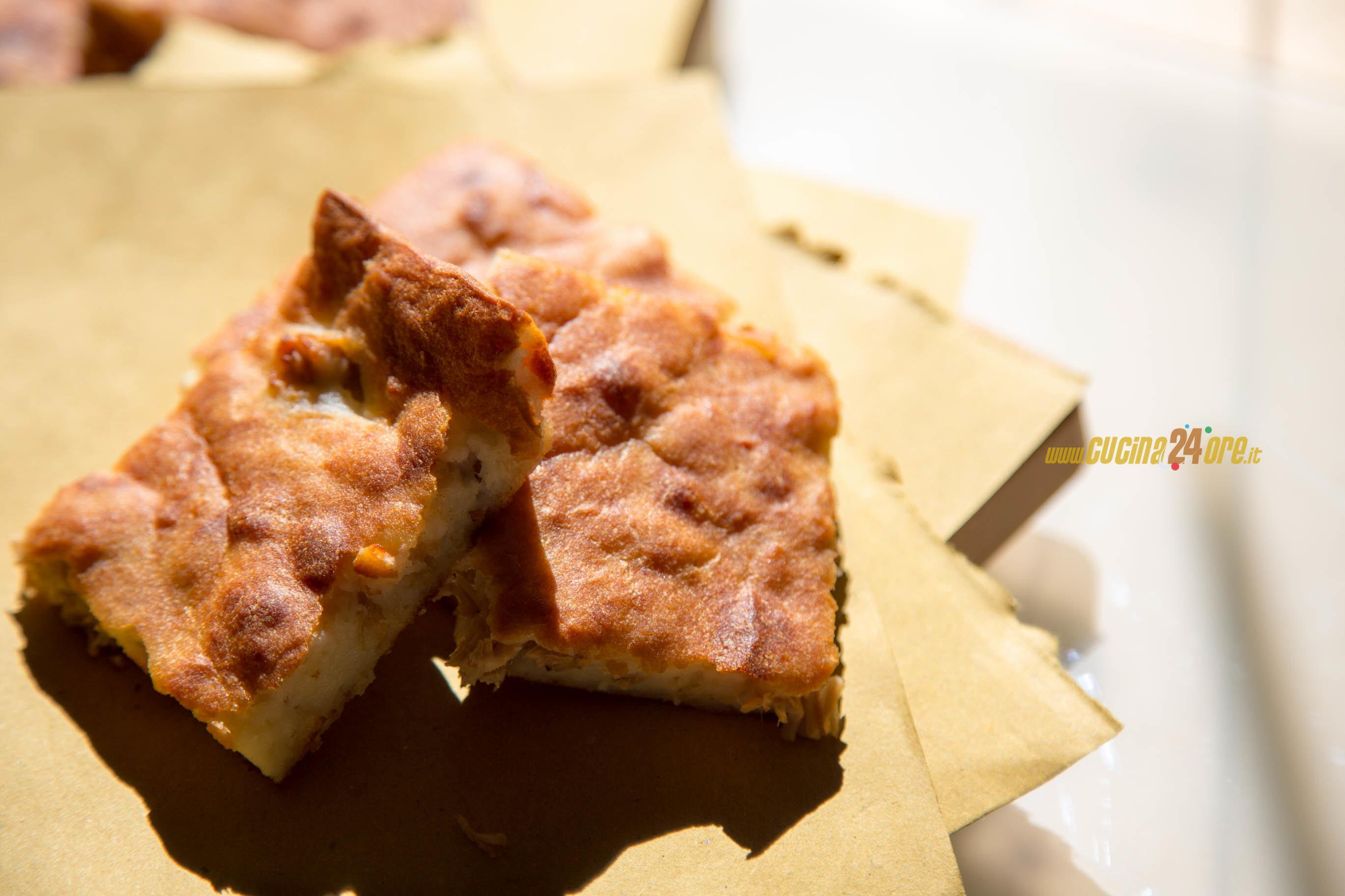 I Segreti di una Pizza Speciale Senza Lieviti, Nichel e Glutine!! La Focaccia al Tonno