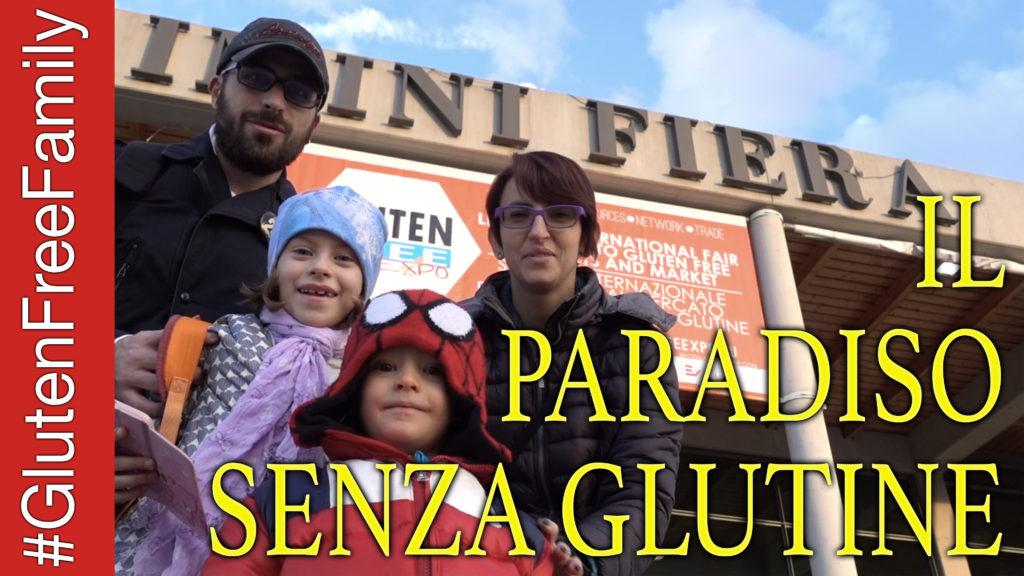 Il Paradiso del Senza Glutine, ma Che Prezzi! | #GlutenFreeFamily al #GlutenFreeExpo | Episodio 7