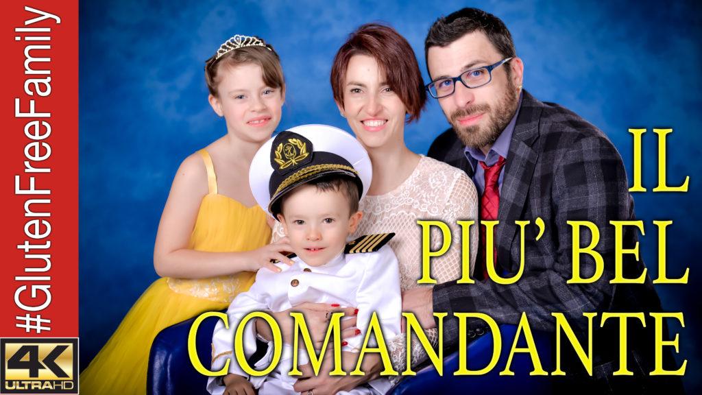 Il Comandante Più Bello Del Mondo | GlutenFreeFamily sulla Costa Diadema Ep. 8 | @costacrociere @Costa_Press @CostaCruises