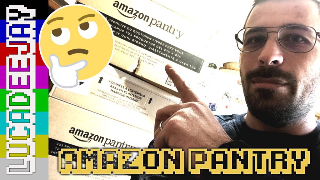 Comprare su AMAZON PANTRY Conviene? [TOP o FLOP]? Con un Occhio alle Intolleranze