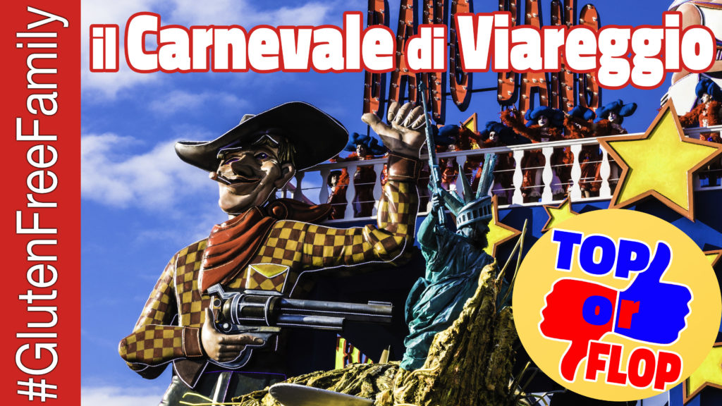 """FOLLIA al CARNEVALE di VIAREGGIO [TOP o FLOP] con """"VASCO"""" e """"il DOTTORE""""!"""