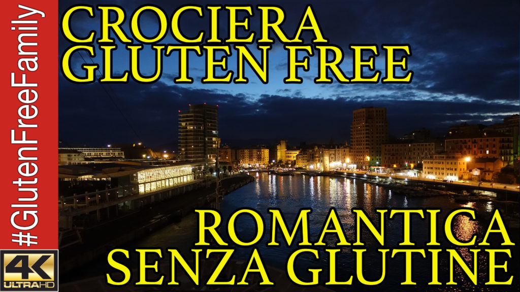 La Crociera Senza Glutine | GlutenFreeFamily sulla Costa Diadema Ep. 10 | @costacrociere @Costa_Press @CostaCruises