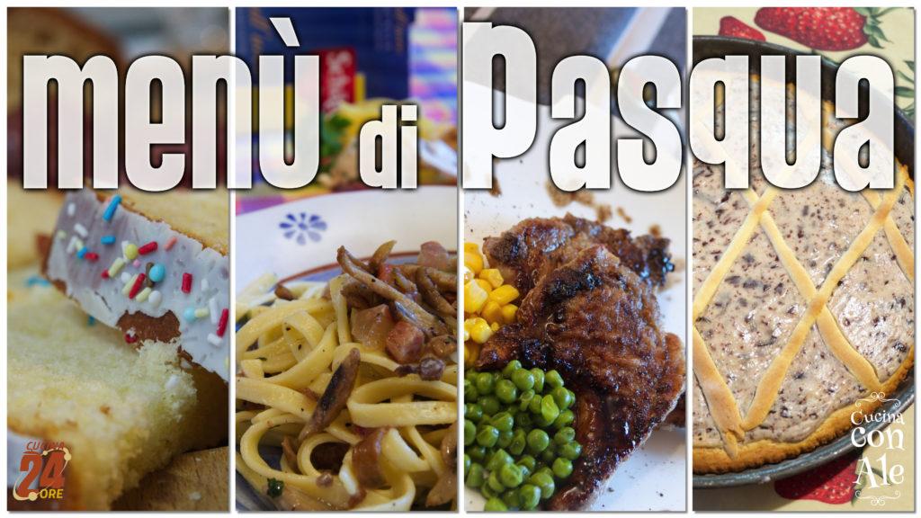 Menù di Pasqua, Pranzo Da Re Tutto Senza Glutine, In Poco Tempo – FOTO e VIDEO