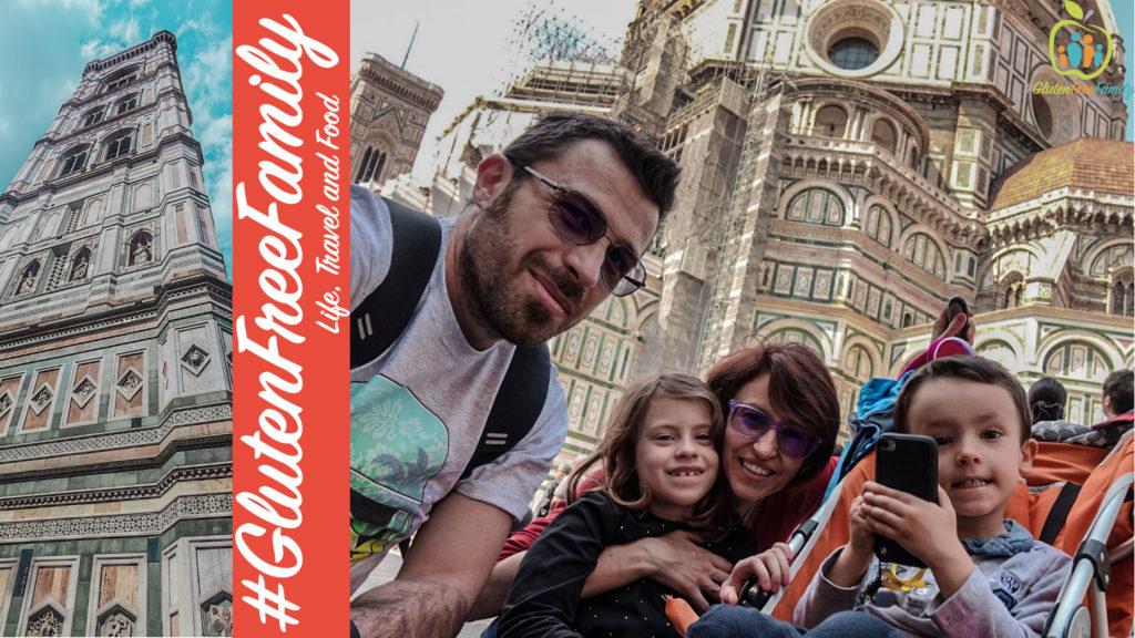 Visitare Firenze Senza Glutine e Senza Problemi in 1 Giorno. Ecco l'Itinerario Perfetto #GlutenFreeFamily