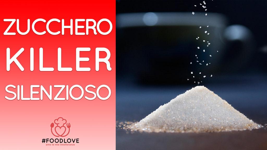 Zucchero Killer Silenzioso. Alimenti Naturali, ma… Tutti gli Indici Glicemici. Brutte Sorprese per i Celiaci