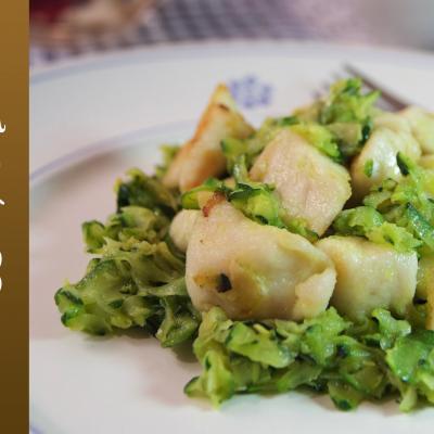 Bocconcini di Petto di Pollo con Zucchine Senza Nichel e Glutine – Secondo Light