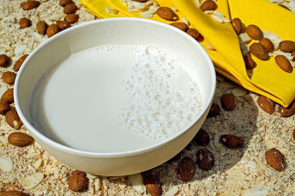 Latte Vegetale a Base di Soia, Mandorle, Riso, Cocco: I Rischi per la Salute