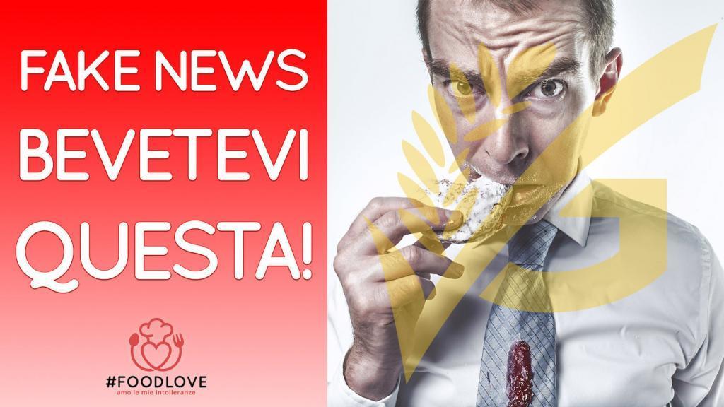 FAKE NEWS! I Cibi Gluten Free non Fanno Aumentare o Perdere Peso. FALSO! Ecco il Perchè