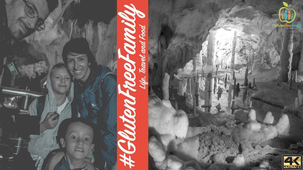 Le Grotte di Frasassi l'Avventura nel Cuore della Terra. #GlutenFreeFamily ep.35