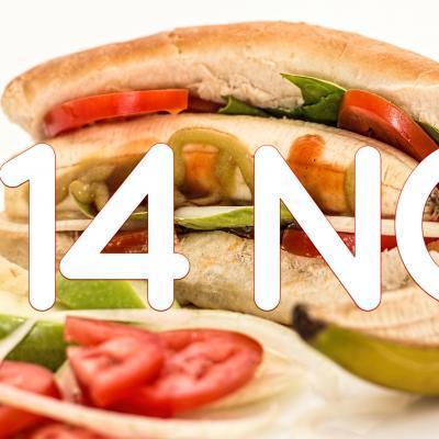 14 CIBI che Dovresti SMETTERE di Mangiare e Come SOSTITUIRLI