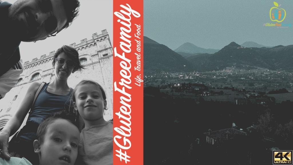 Gli Eugubini ci Saziano di Crescia, Compleanno in Mini Metro a Perugia | GlutenFreeFamily ep.36 | italy vlog