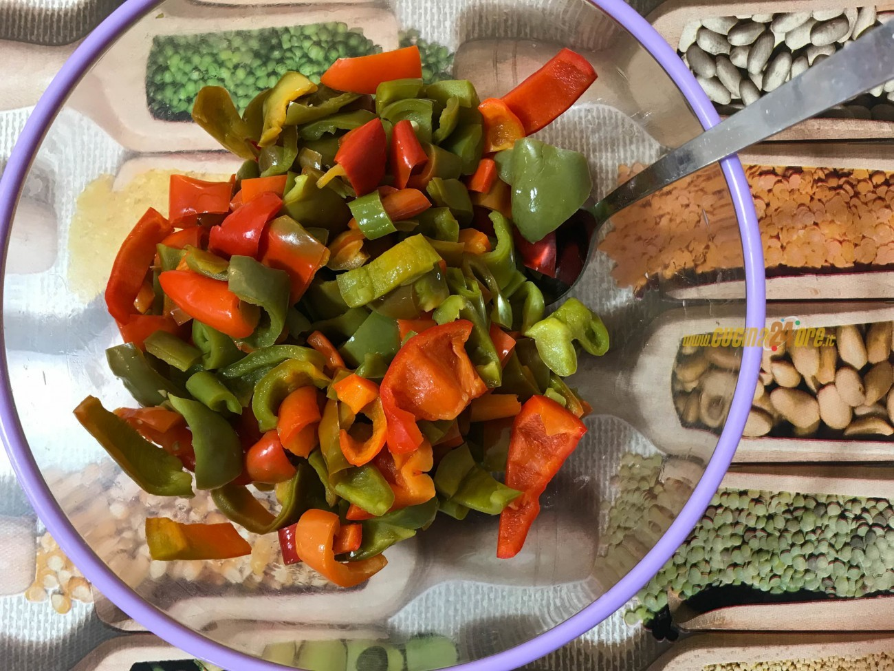 Peperoni Al Microonde In 9 Minuti Pronti Da Congelare E 9 Idee Velocissime Per Utilizzarli Ricette Di Cucina