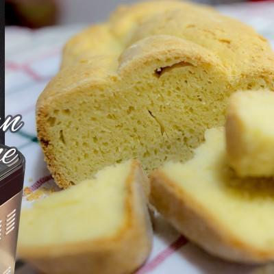 Pan Brioche di Uccia, Ricetta Facile, Veloce e Senza Glutine. Con la Macchina del Pane. Più EXTRA!
