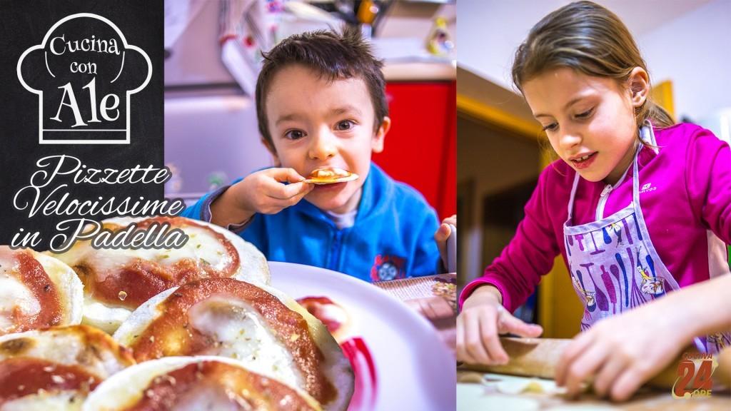 Pizzette Velocissime in Padella, Leggere, Senza Lievito e Senza Glutine, Buone Anche Scaldate all'Ultimo Momento!