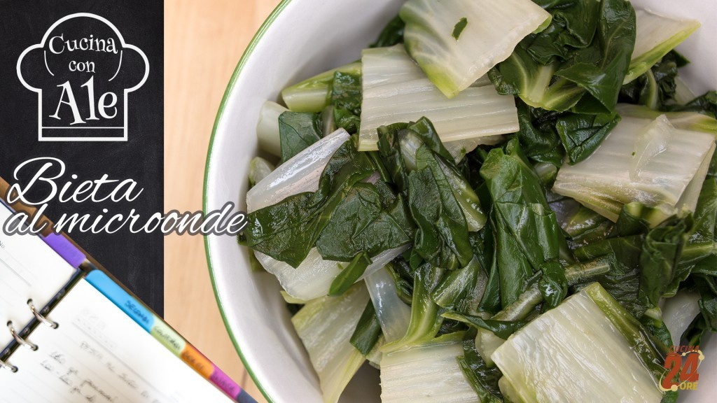 Cucina Al Microonde: Bieta in 8 Minuti, Ideale come Contorno, per Torte Rustiche o Risotti