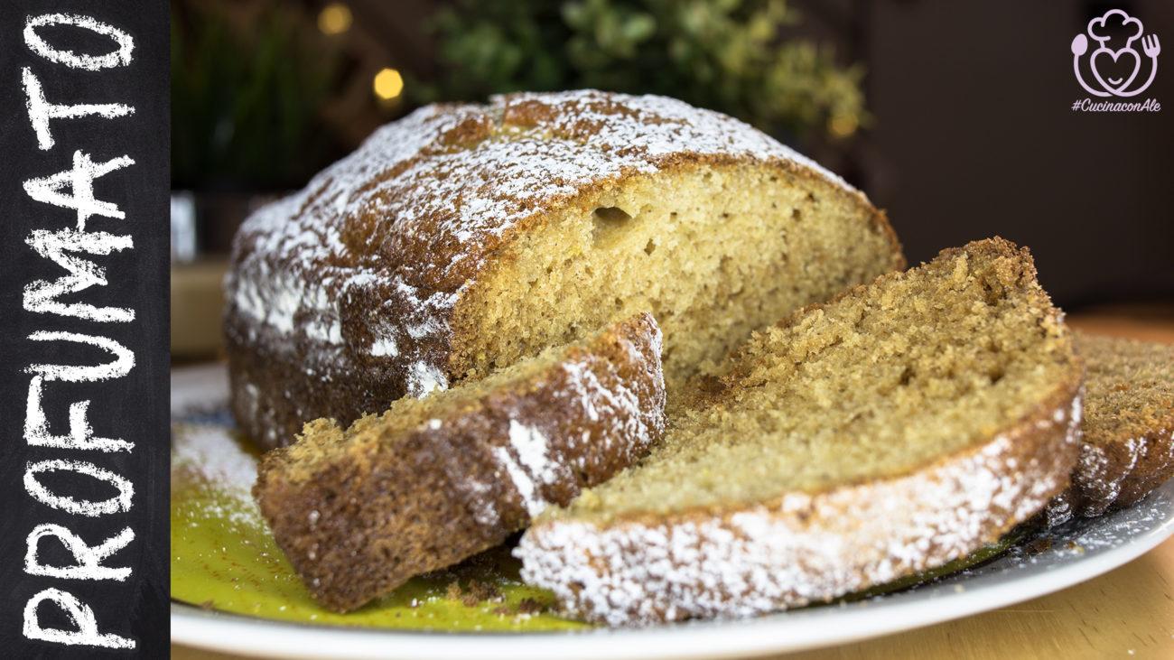 Ciambellone Furbissimo con la Macchina del Pane, Anche Senza Glutine e Senza Lievito