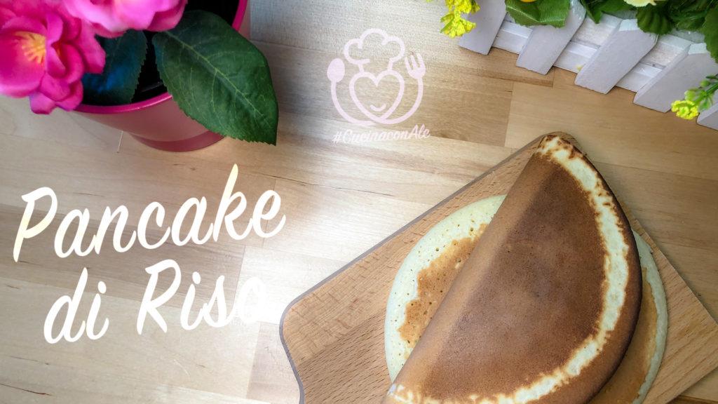 Pancake di Riso Senza Glutine, Nichel e Lievito – Leggerezza e Gusto per la Colazione di Grandi e Piccini
