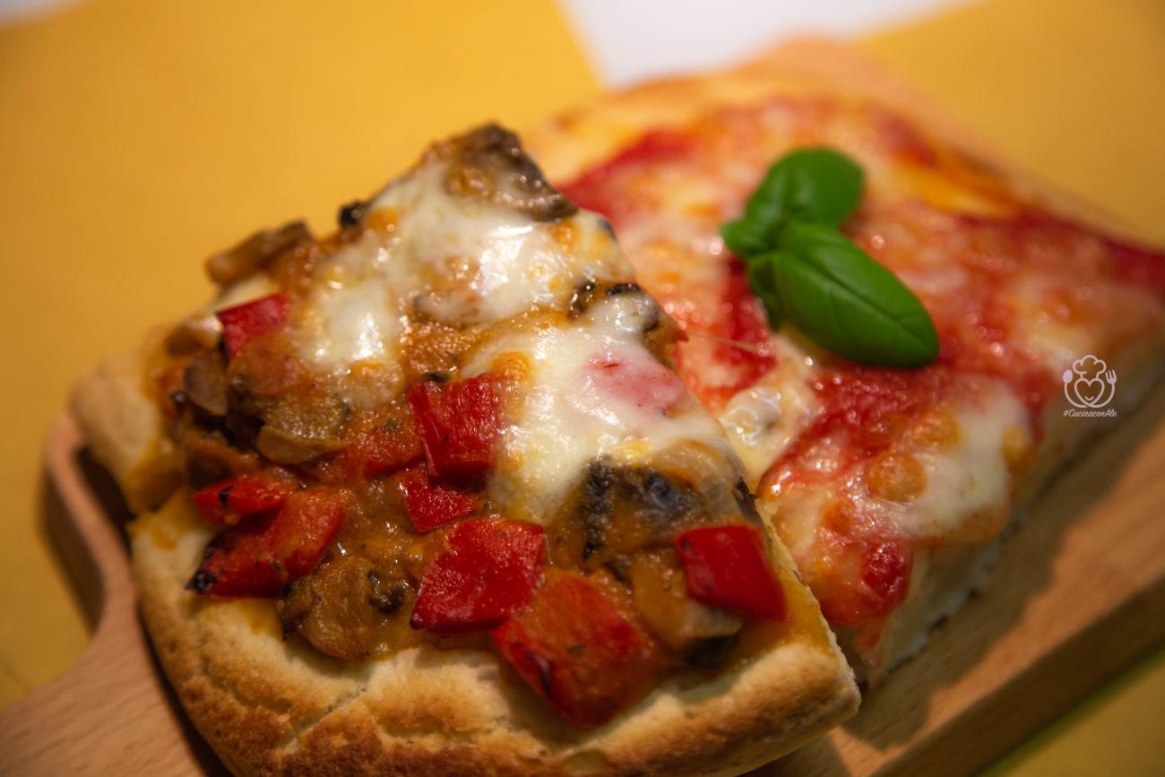 Pizza Salvatasche e Svuota Frigo Senza Glutine + Versione Light + Extra: Pizza Senza Glutine, Nichel e Lievito!