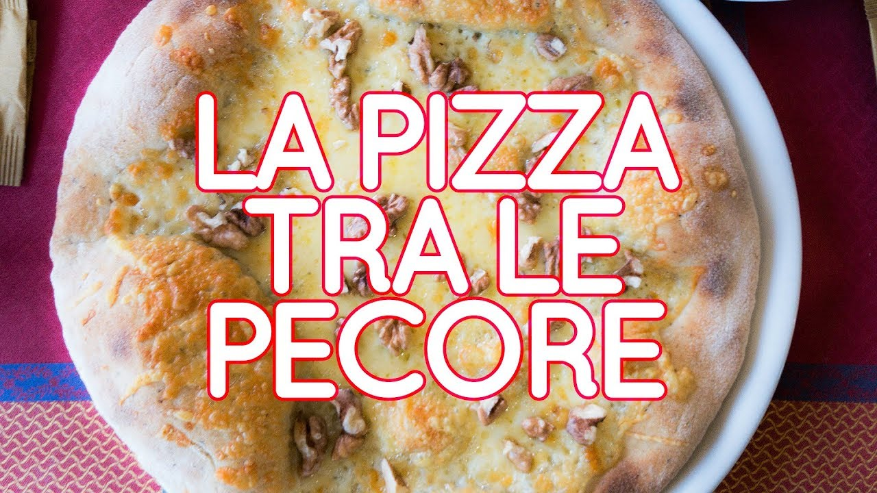 La PIZZA Tra le PECORE | L'Isola Che Non C'Era | Food Review