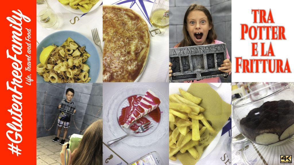 Ulivo Mare, il Miglior Senza Glutine d'Italia? e poi Harry Potter e le sue MAGICHE POZIONI Senza Glutine
